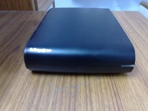 Maxtor Basics 1TB Front View